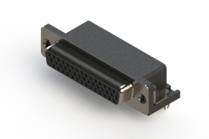 634-044-263-545 - Right Angle D-Sub Connector