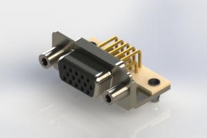 634-M15-263-BN5 - High Density D-Sub Connectors