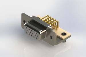 634-M15-263-WT3 - High Density D-Sub Connectors
