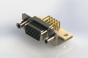 634-M15-363-BN6 - High Density D-Sub Connectors
