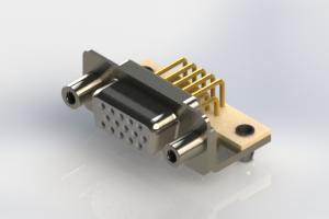 634-M15-363-WN5 - High Density D-Sub Connectors