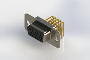 634-M15-663-BT1 - High Density D-Sub Connectors