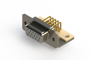 634-M15-663-WN4 - High Density D-Sub Connectors