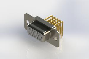 634-M15-663-WT1 - High Density D-Sub Connectors