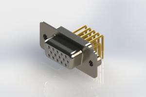 634-M15-663-WT2 - High Density D-Sub Connectors