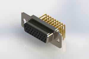 634-M26-263-BT1 - High Density D-Sub Connectors
