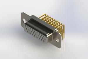 634-M26-263-WT1 - High Density D-Sub Connectors