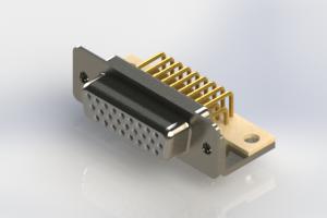 634-M26-263-WT4 - High Density D-Sub Connectors