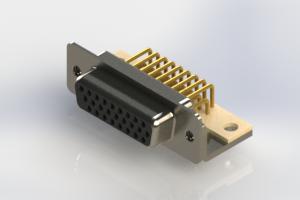 634-M26-363-BN4 - High Density D-Sub Connectors