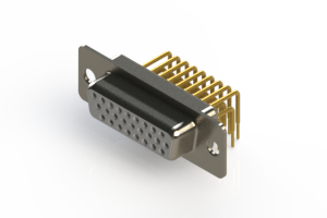 634-M26-363-WT1 - High Density D-Sub Connectors