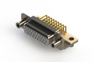 634-M26-363-WT5 - High Density D-Sub Connectors