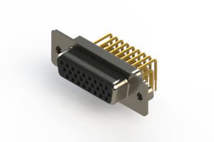 634-M26-663-BN2 - High Density D-Sub Connectors