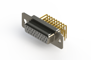 634-M26-663-WT1 - High Density D-Sub Connectors