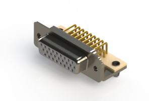 634-M26-663-WT3 - High Density D-Sub Connectors