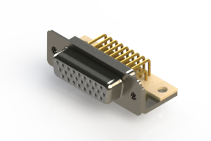 634-M26-663-WT4 - High Density D-Sub Connectors