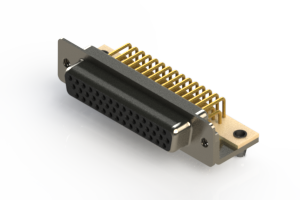 634-M44-263-BN3 - High Density D-Sub Connectors