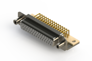 634-M44-263-WT6 - High Density D-Sub Connectors