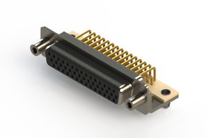 634-M44-363-BN5 - High Density D-Sub Connectors