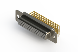 634-M44-363-WT1 - High Density D-Sub Connectors