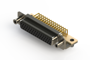 634-M44-663-BN5 - High Density D-Sub Connectors