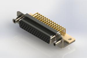 634-M44-663-BT6 - High Density D-Sub Connectors