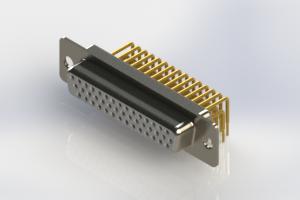 634-M44-663-WT1 - High Density D-Sub Connectors