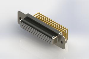 634-M44-663-WT2 - High Density D-Sub Connectors