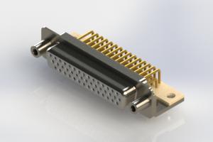 634-M44-663-WT6 - High Density D-Sub Connectors