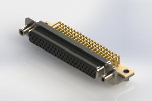 634-M62-263-BN5 - High Density D-Sub Connectors