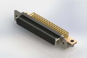 634-M62-263-BT3 - High Density D-Sub Connectors