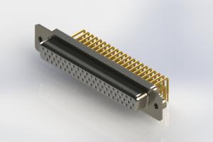 634-M62-263-WT2 - High Density D-Sub Connectors