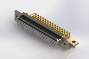 634-M62-263-WT3 - High Density D-Sub Connectors