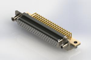 634-M62-263-WT5 - High Density D-Sub Connectors
