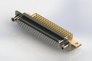 634-M62-263-WT6 - High Density D-Sub Connectors