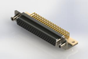 634-M62-363-BN6 - High Density D-Sub Connectors