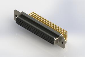 634-M62-363-BT2 - High Density D-Sub Connectors