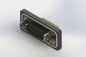 634-W26-262-012 - Waterproof High Density D-Sub Connectors
