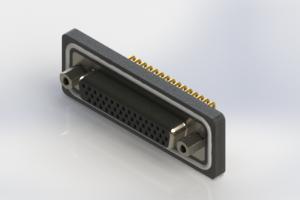 634-W44-262-012 - Waterproof High Density D-Sub Connectors