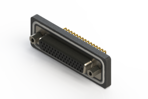 634-W44-362-012 - Waterproof High Density D-Sub Connectors