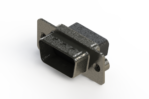 637-015-010-042 - Vertical High Density D-Sub Connector