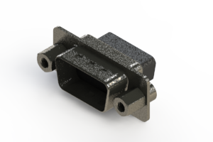 637-015-010-043 - Vertical High Density D-Sub Connector