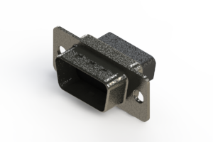 637-015-010-241 - Vertical High Density D-Sub Connector