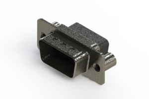 637-015-010-249 - Vertical High Density D-Sub Connector