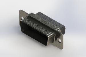 637-026-010-051 - Vertical High Density D-Sub Connector