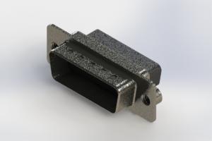 637-026-010-052 - Vertical High Density D-Sub Connector