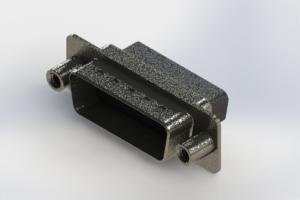 637-026-010-258 - Vertical High Density D-Sub Connector