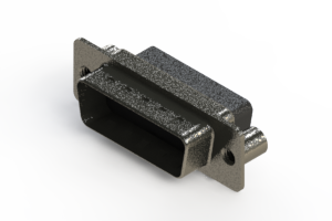 637-026-010-259 - Vertical High Density D-Sub Connector
