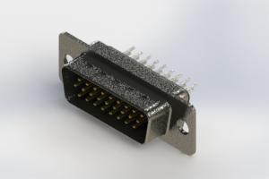 637-026-230-041 - Vertical High Density D-Sub Connector