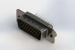 637-026-230-042 - Vertical High Density D-Sub Connector