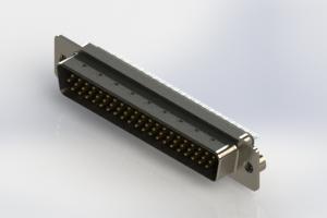 637-062-632-042 - Vertical D-Sub Connector